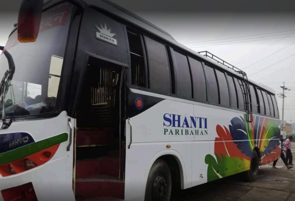Shanti Paribahan